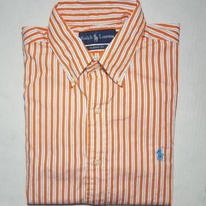 Ralph Lauren Oxford Long Sleeve Classic Fit Shirt